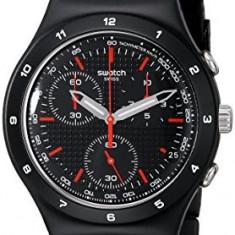 Swatch Unisex YCB4019AG Aluminum Black | 100% original, import SUA, 10 zile lucratoare a22207 - Ceas unisex