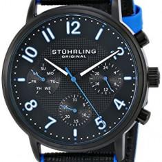 Stuhrling Original Men's 668 02 | 100% original, import SUA, 10 zile lucratoare a22207 - Ceas barbatesc Stuhrling, Quartz