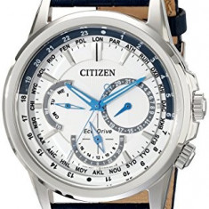 Citizen Men's BU2020-02A Calendrier Analog | 100% original, import SUA, 10 zile lucratoare a32207 - Ceas barbatesc Citizen, Quartz