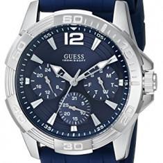 GUESS Men's U0366G2 Iconic Blue | 100% original, import SUA, 10 zile lucratoare a12107 - Ceas barbatesc Guess, Quartz