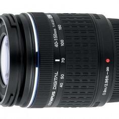 Obiectiv foto DSLR Olympus Zuiko Digital ED 40-150mm 1:4.0-5.6 - Obiectiv DSLR Olympus, Tele, Manual focus
