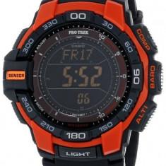 Casio Men's PRG-270-4CR Pro Trek | 100% original, import SUA, 10 zile lucratoare a22207 - Ceas barbatesc Casio, Sport