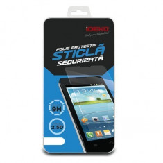 Geam folie sticla Blackberry Q5 tempered glass - Folie de protectie Blackberry, Anti zgariere
