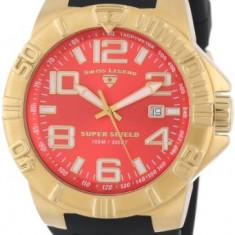 Swiss Legend Men's 40117-YG-05 Super | 100% original, import SUA, 10 zile lucratoare a12107 - Ceas barbatesc Swiss Legend, Quartz