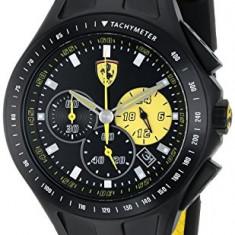 Ferrari Men's 0830025 Race Day | 100% original, import SUA, 10 zile lucratoare a32207 - Ceas barbatesc Ferrari, Lux - sport