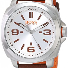BOSS Orange Men's 1513097 BRISBANE | 100% original, import SUA, 10 zile lucratoare a22207 - Ceas barbatesc Hugo Boss, Lux - sport, Quartz