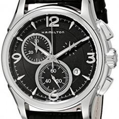 Hamilton Men's H32612735 Jazzmaster Black | 100% original, import SUA, 10 zile lucratoare a32207 - Ceas barbatesc Hamilton, Elegant, Quartz