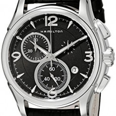 Hamilton Men's H32612735 Jazzmaster Black | 100% original, import SUA, 10 zile lucratoare a32207 - Ceas barbatesc Hamilton, Quartz