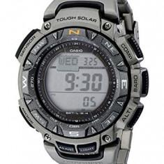 Casio Men's PAG240T-7CR Pathfinder Triple-Sensor | 100% original, import SUA, 10 zile lucratoare a22207 - Ceas barbatesc