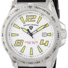Swiss Legend Men's 10043-02S Sprint | 100% original, import SUA, 10 zile lucratoare a12107 - Ceas barbatesc Swiss Legend, Quartz
