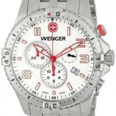 Wenger Men's 77059 Squadron Chrono | 100% original, import SUA, 10 zile lucratoare a22207