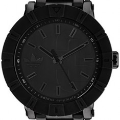 Adidas Men's ADH3002 Amsterdam Black   100% original, import SUA, 10 zile lucratoare a22207 - Ceas barbatesc Adidas, Sport