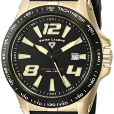Swiss Legend Men's 10043-YG-01-BB Sprint | 100% original, import SUA, 10 zile lucratoare a12107 - Ceas barbatesc Swiss Legend, Quartz