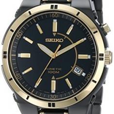 Seiko Men's SKA366 Stainless Steel   100% original, import SUA, 10 zile lucratoare a32207 - Ceas barbatesc Seiko, Lux - sport, Otel