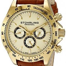 Stuhrling Original Men's 564L 02 | 100% original, import SUA, 10 zile lucratoare a22207 - Ceas barbatesc Stuhrling, Quartz