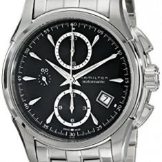 Hamilton Men's H32616133 Jazzmaster Chronograph | 100% original, import SUA, 10 zile lucratoare a32207 - Ceas barbatesc
