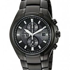 Citizen Men's CA0265-59E Eco-Drive Titanium | 100% original, import SUA, 10 zile lucratoare a32207 - Ceas barbatesc