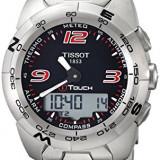 Tissot Men's T0134201105700 T-Touch Expert   100% original, import SUA, 10 zile lucratoare a32207 - Ceas barbatesc Tissot, Lux - sport, Quartz