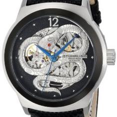 Stuhrling Original Men's 759 02 | 100% original, import SUA, 10 zile lucratoare a22207 - Ceas barbatesc Stuhrling, Mecanic-Automatic