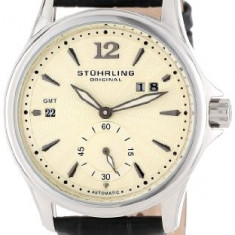 Stuhrling Original Men's 483 331515 | 100% original, import SUA, 10 zile lucratoare a32207 - Ceas barbatesc Stuhrling, Mecanic-Automatic