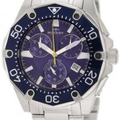 Rotary Men's AGB90033 C 05 | 100% original, import SUA, 10 zile lucratoare a32207 - Ceas barbatesc