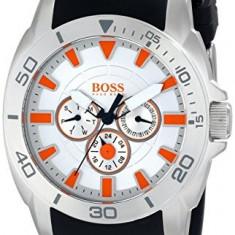 BOSS Orange Men's 1512955 Big | 100% original, import SUA, 10 zile lucratoare a22207 - Ceas barbatesc Hugo Boss, Lux - sport, Quartz