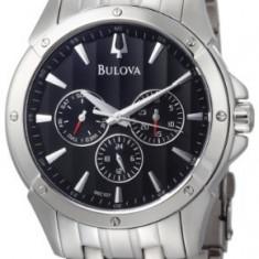 Bulova Men's 96C107 Black Dial | 100% original, import SUA, 10 zile lucratoare a22207 - Ceas barbatesc
