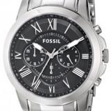 Fossil Men's FS4736 Grant Stainless | 100% original, import SUA, 10 zile lucratoare a22207 - Ceas barbatesc