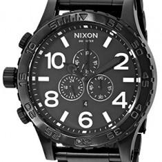 Nixon Men's A083001 51-30 Chrono | 100% original, import SUA, 10 zile lucratoare a32207 - Ceas barbatesc Nixon, Quartz