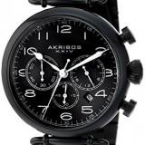 Akribos XXIV Men's AK764BK Grandiose | 100% original, import SUA, 10 zile lucratoare a22207