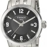 Tissot Men's TIST0554101105700 PRC 200 | 100% original, import SUA, 10 zile lucratoare a32207 - Ceas barbatesc Tissot, Quartz