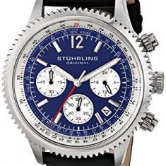 Stuhrling Original Men's 669 02 | 100% original, import SUA, 10 zile lucratoare a22207 - Ceas barbatesc