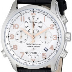 Bulova Men's 96B182 Precisionist Chronograph | 100% original, import SUA, 10 zile lucratoare a22207 - Ceas barbatesc