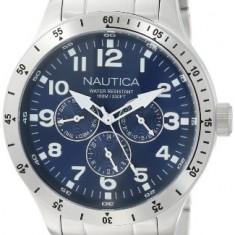 Nautica Men's N14672G BFD 101 | 100% original, import SUA, 10 zile lucratoare a22207 - Ceas barbatesc Nautica, Quartz