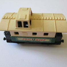 MACHETA METALICA LOCOMOTIVA MATCHBOX SUPERFAST NR.44 MADE IN ENGLAND DIN 1978 - Macheta Feroviara Matchbox, 1:125, Locomotive