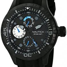 Nautica Men's N16681G BFD 100 | 100% original, import SUA, 10 zile lucratoare a22207 - Ceas barbatesc Nautica, Quartz