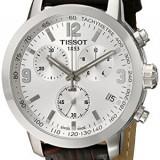 Tissot Men's TIST0554171603700 PRC 200 | 100% original, import SUA, 10 zile lucratoare a32207 - Ceas barbatesc Tissot, Quartz