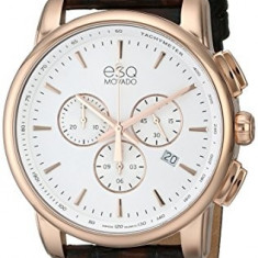 ESQ Movado Men's 07301468 Capital | 100% original, import SUA, 10 zile lucratoare a32207, Sport, Quartz