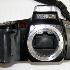 Minolta Dynax 5000i body _2 - Aparat Foto cu Film Konica Minolta