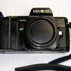 Minolta 7000 body _2 - Aparat Foto cu Film Konica Minolta
