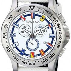 Nautica Men's N19598G NST 600 | 100% original, import SUA, 10 zile lucratoare a22207 - Ceas barbatesc Nautica, Quartz