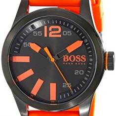 BOSS Orange Men's 1513047 Paris   100% original, import SUA, 10 zile lucratoare a22207 - Ceas barbatesc Hugo Boss, Lux - sport, Quartz