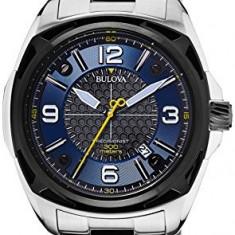 Bulova Men's 98B224 Precisionist Analog | 100% original, import SUA, 10 zile lucratoare a22207 - Ceas barbatesc Bulova, Quartz