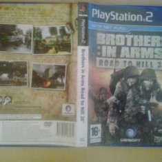 Brothers in arms - Road to hill 30 - JOC PS2 Playstation ( GameLand ) - Jocuri PS2, Shooting, 16+, Multiplayer