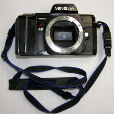 Minolta 7000 body