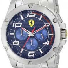 Ferrari Men's 830036 Analog Display   100% original, import SUA, 10 zile lucratoare a32207 - Ceas barbatesc Ferrari, Lux - sport, Quartz