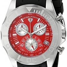 Swiss Legend Men's SL-18010-05 Tungsten | 100% original, import SUA, 10 zile lucratoare a22207 - Ceas barbatesc Swiss Legend, Quartz