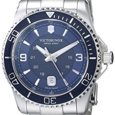Victorinox Men's 241602 Maverick Analog | 100% original, import SUA, 10 zile lucratoare a32207 - Ceas barbatesc Victorinox, Quartz