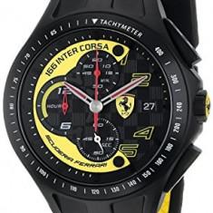 Ferrari Men's 0830078 Race Day | 100% original, import SUA, 10 zile lucratoare a32207 - Ceas barbatesc Ferrari, Lux - sport