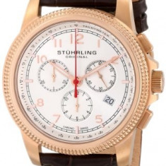 Stuhrling Original Men's 717 04 | 100% original, import SUA, 10 zile lucratoare a22207 - Ceas barbatesc Stuhrling, Quartz